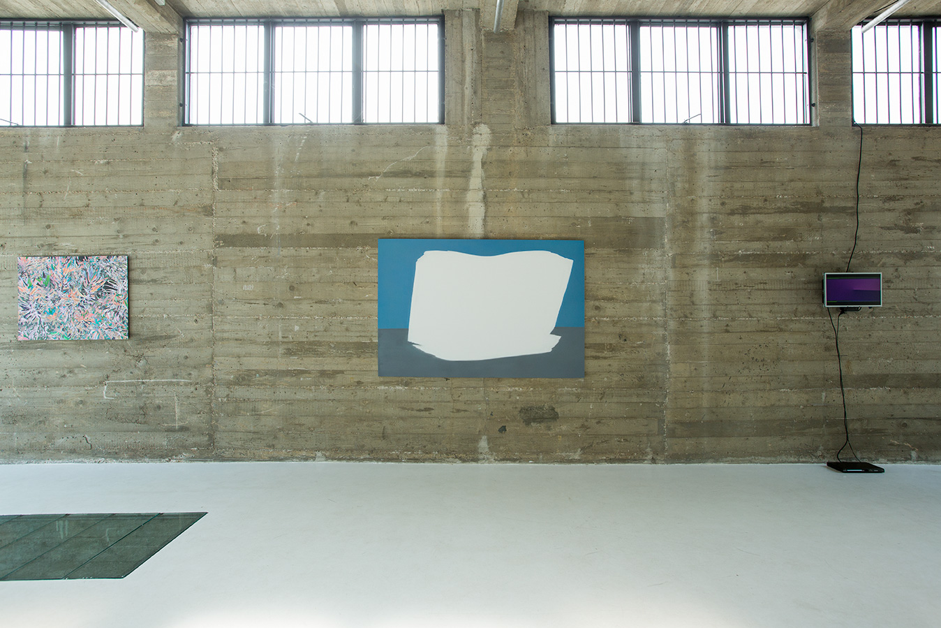 Guide to the Galaxy, installation view, 2013